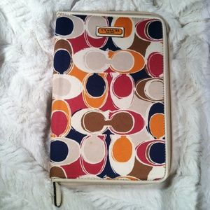 Coach Tablet Case